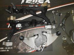10 Te Bras de Commande Alfa Romeo 147 156 Lot Kit Avant Suspension Biellette