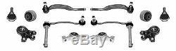 12 TL Kit de Réparation Bras Oscillant Rotule Suspension Peugeot 407 Citroen C5