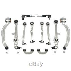 14 Pièces Kit Bras de Suspension pour Audi A4 avant 8D B5 A6 4B Passat Modèle 3B