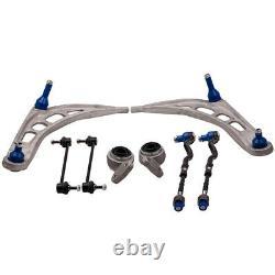 8pcs Triangle Bras de Suspension Rotules Kit pour BMW 3 E46 Z4 Coupé E86 E85
