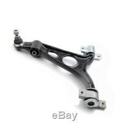 Alfa Romeo 147 156 kit bras de suspension essieu avant gauche + droite 6 pièces