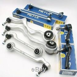 BMW 3er E90 E91 X1 1er E81 E87 Meyle / Rag Kit Bras de Suspension avant 8 Pièces