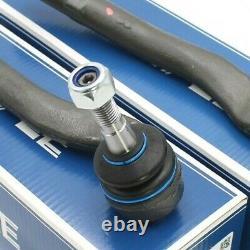 BMW E39 Rag Kit Bras de Suspension Devant + Meyle HD Barres D'Accouplement +
