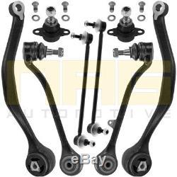 Bmw X3 E83 Triangle Bras De Suspension Rotules Biellette Barre Stab Avant 8 Pcs