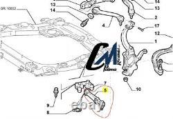 Bras Suspension Avant Inférieure Droite Et Gauche Original Lancia Thesis