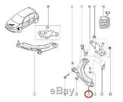 Bras Triangle De Suspension Gauche Renault Megane II 2.0 Rs (oe 8200725659)