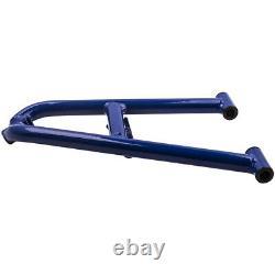 Bras de Suspension Réglable Control Arm Front Bleu pour Yamaha Banshee 350