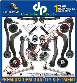 Contrôle Amortisseur Bras Rotule Support Moteur Kit Suspension pour BMW E53 X5