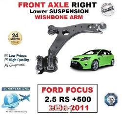 Essieu avant Droit Bras de Suspension Inférieur pour Ford Focus 2.5 Rs 2009-2011