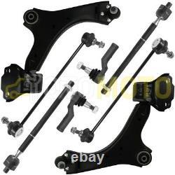Ford Galaxy Wa6 Mondeo 4 S-max Volvo S60 V60 S80 V70 II Kit Bras De Suspension