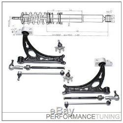 Kit -10 pcs- Bras de Suspension Avant, Gauche + Droite VW GOLF 5 + TOURAN