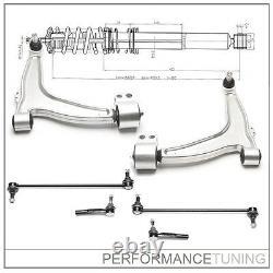 Kit -6 pcs- Bras de Suspension Avant, Gauche+Droite OPEL SIGNUM / FIAT CROMA