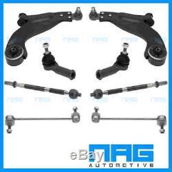 Kit Bras De Suspension 8 Pieces Essieu Avant Pour Ford Mondeo 3 III B4y B5y Bwy