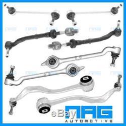 Kit Bras De Suspension Essieu Avant 8 Pcs Bmw 5 E39 520d 525d 525td 525tds 530d
