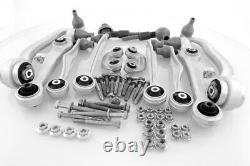 Kit Bras de Suspension (Audi A4 8E2, 8E5, 8H7, 8HE, B6, B7) 2000-2008, Exeo 09