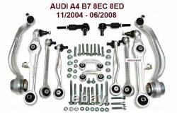 Kit Bras de Suspension Audi A4 B7 8EC 8ED AVANT GAUCHE DROIT OE. 8E0498998
