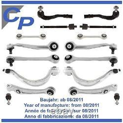 Kit Bras de Suspension Avant Audi A5 8T3 8F7 8TA depuis 08/2011 à Gauche Droite