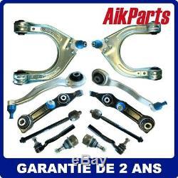 Kit Bras de Suspension Avant Comprend 12 pcs Pour Mercedes W211 E- S211 CLS