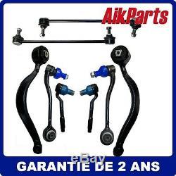 Kit Bras de Suspension Avant Comprend 8 pcs Pour BMW X5 All Series E53 X5's