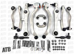 Kit Bras de Suspension Avant Gauche Droite pour Audi A4 B5 A6 C5 Skoda Superb VW