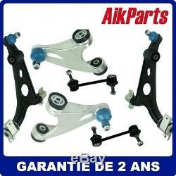 Kit Bras de Suspension Avant inférieur triangles Pour Alfa Romeo 147 156 GT