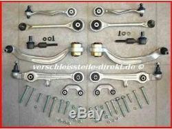 Kit Bras de Suspension Meyle HD Renforcé pour Audi A8 D2 à 99 116 050 0030/HD