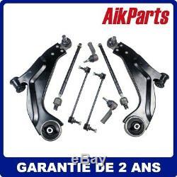 Kit Bras de Suspension inférieures avant Pour Ford Mondeo MK3 2000-2007