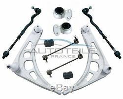 Kit Bras de suspension 10 pièces BMW SERIE 3 (E46) de 02/1998 à 04/2005