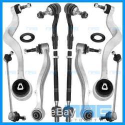 Kit Triangle Bras De Suspension 10 Pcs Essieu Avant Bmw Serie 5 E60 E61 520-550