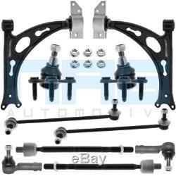 Kit Triangle Bras De Suspension Avant 10 Pieces Audi A3 8p 8p1 Et 8pa Sportback