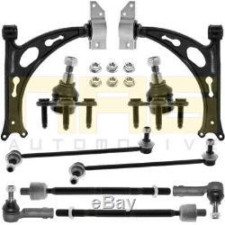 Kit Triangle Bras De Suspension Essieu Avant 10 Pieces Pour Seat Altea 5p1 5p5