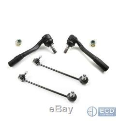 Kit bras de suspension avant 10 pièces Mercedes Benz A209 C209 S203 CL203 W203