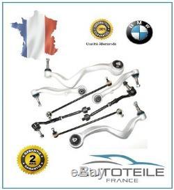 Kit bras de suspension avant 8 pièces BMW SERIE 7 (E65, E66) de 11/2001 à 10/2008