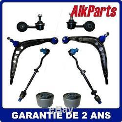 Kits Bras de Suspension Avant 8 pcs Pour BMW E30 318i 325 325e 325es 325is