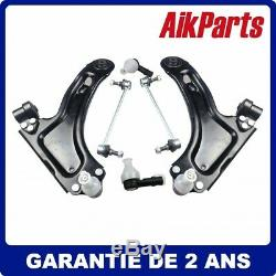 Kits Bras de triangle de suspension avant Pour Vauxhall CORSA C 00-06