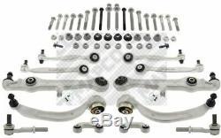 MAPCO Jeu de bras- suspension de roue Avant gauche Essieu Droit 59829/1HPS