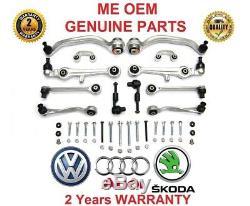 #ME SUSPENSION BRAS DE KIT ENSEMBLE Audi A4 A6 VW Passat B5 C5 4B 8D SUPERB WISH