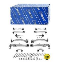 Meyle HD Kit Bras de Suspension Avant 12-teilig pour Audi A4 B6