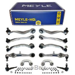 Meyle HD Kit Bras de Suspension avant Renforcé Audi A4 B6 12 Pièces
