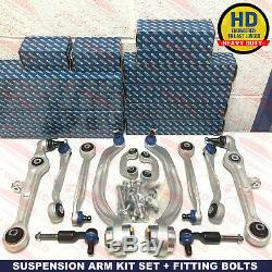 Pour Audi A4 Saloon Avant Quattro 2001-2004 SUSPENSION AVANT Bras de suspension