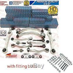 Pour Audi A6 Allroad 4BH C5 Suspension avant Triangle Bras de Kit 21M