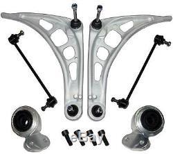 Pour BMW Série3 E46 Bras de Suspension Avant avec Paliers et Bielles