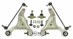 Pour Volvo S60 MK1 V70 MK2 99-07 avant Bras de Suspension Kit Complet