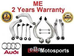 SUSPENSION BRAS DE FOURCHETTE SET Audi A4 B8 A5 8TA 8T3 Q5 8R avant/arrière #