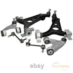 Set Bras Suspension Triangle Avant 8 Pieces Alfa Romeo 156 932 Gt 937 1.6 3.2