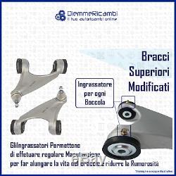Set Bras Suspension avant Renforcés Alfa Romeo 147 156 Gt 8PZ